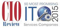 VisiCore Selected as one of the 50 Most Promising IT Services Providers 2015